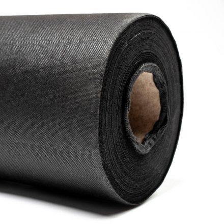 160cm geotextil UV stabil fekete 50g/m2 100m