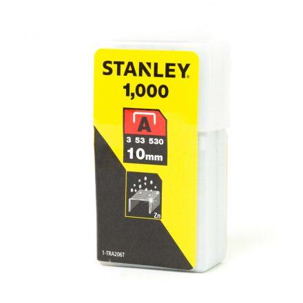 10mm tűzőkapocs STANLEY A-TRA206T