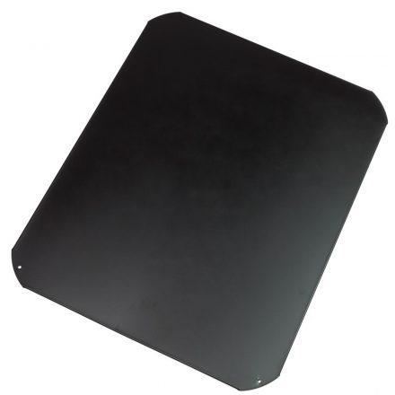 50*60cm kályha alátét fekete