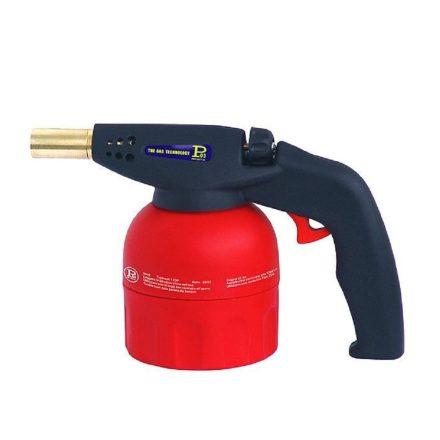 Gázlámpa forrasztáshoz - műanyag házas