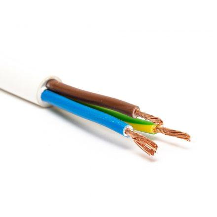 MT 3x2,5mm sodrott vezeték - H05VV-F