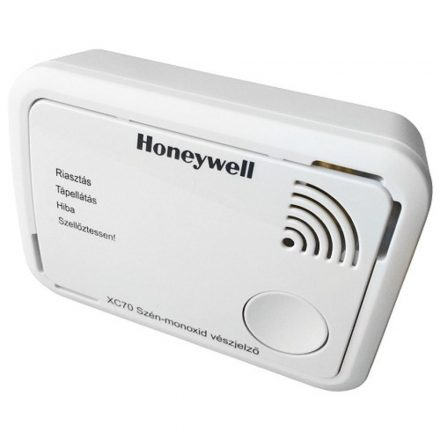 CO érzékelő/vészjelző Honeywell XC70