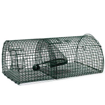 40cm íves patkánycsapda - élvefogó