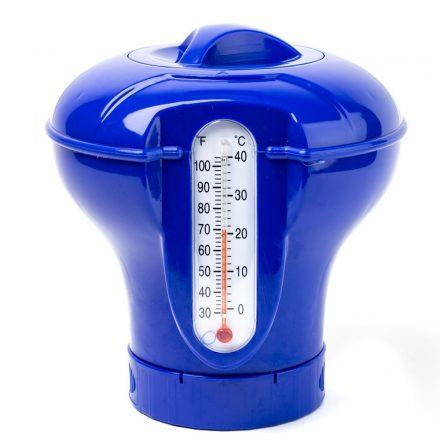 Hőmérős medence gomba