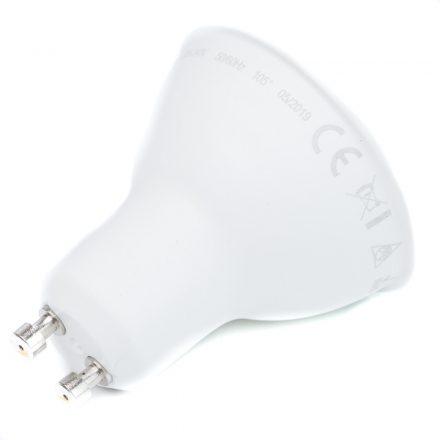 7W GU10 LED fényforrás 3000K LUMEN