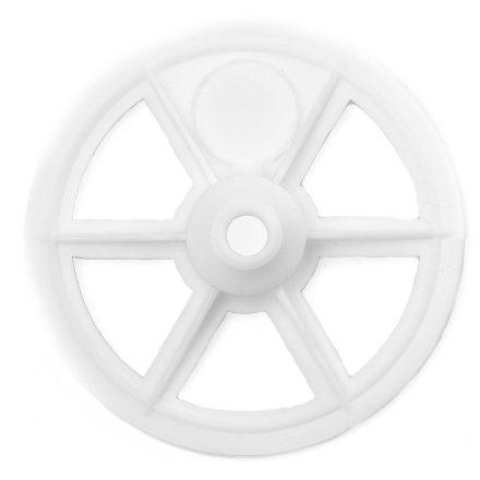 Szigetelésrögzítő tányér fa-fémszerkezetekhez 60mm