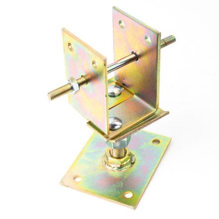 80-150mm között állítható talpas oszloptartó