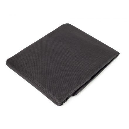 80cm geotextil UV stabil fekete 50g/m2